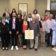 Photo de groupe Rotary 2016 avec Pilautis 06