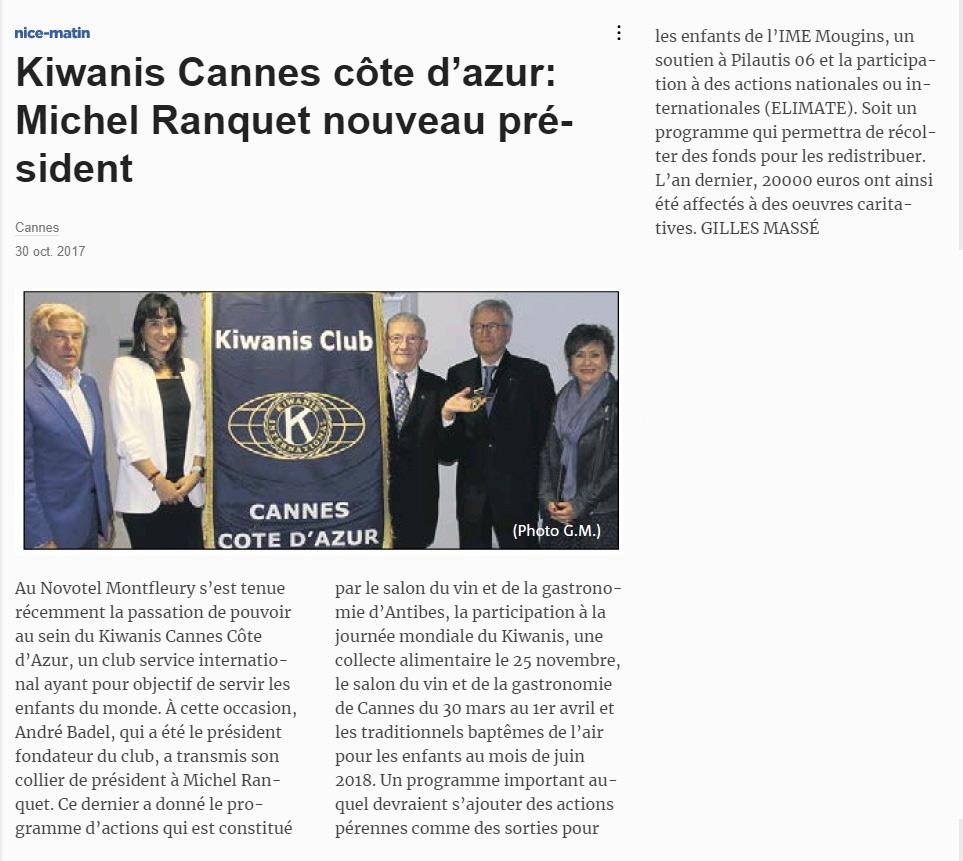 article nice-matin kiwanis pilautis 06