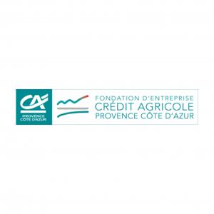 logo de la fondation du crédit agricole