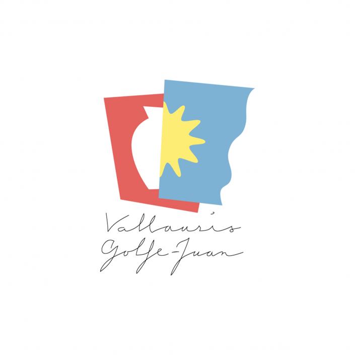 Logo de la ville de Vallauris Golfe Juan