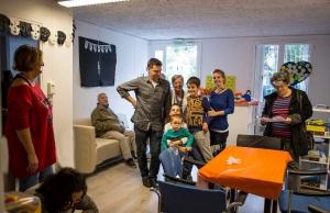 Photo de l'association pilautis 06 enfants et parents